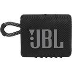 JBL GO 3 WIRELESS SPEAKER BLACK