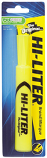 HIGHLIGHTER AVERY YELLOW CHISEL