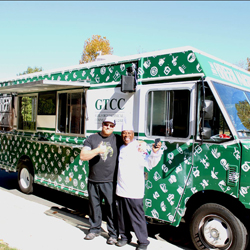 Green Machine Food Truck