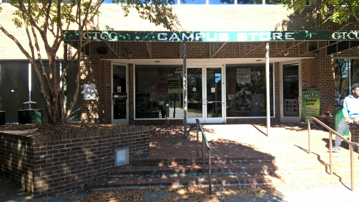Picture of Jamestown Campus Store